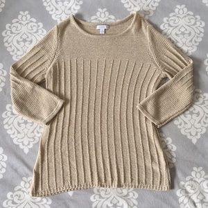 Charter Club - Cream Sweater